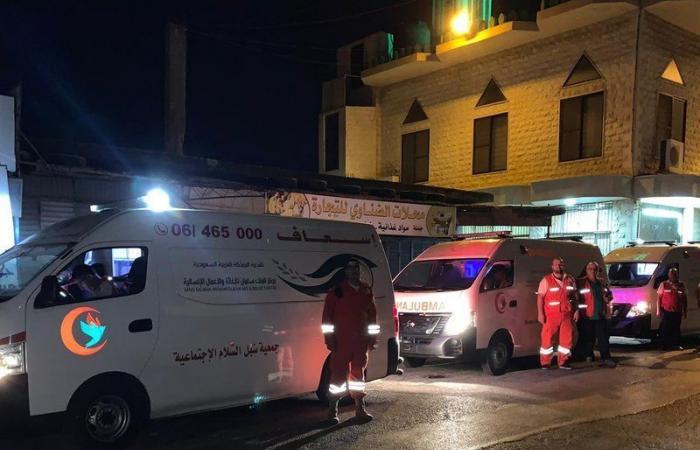 """عبر الجمعيات الطبية.. تحرك فوري لـ""""إغاثي الملك سلمان"""" عقب انفجار بيروت"""
