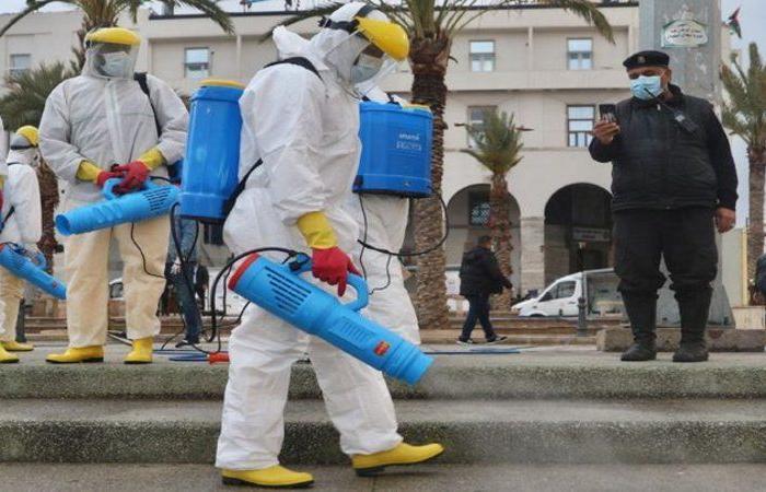 """ليبيا: 161 إصابة جديدة بفيروس """"كورونا"""" و3 وفيات و8 حالات شفاء"""