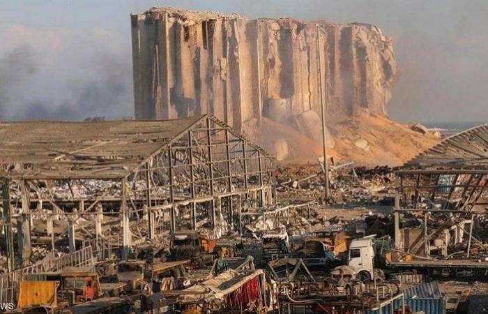 """بيروت """"قبل وبعد"""".. 8 صور تكشف هول """"الفاجعة"""" وتؤكد: لا مجال حاليًا لتقييم الضرر"""