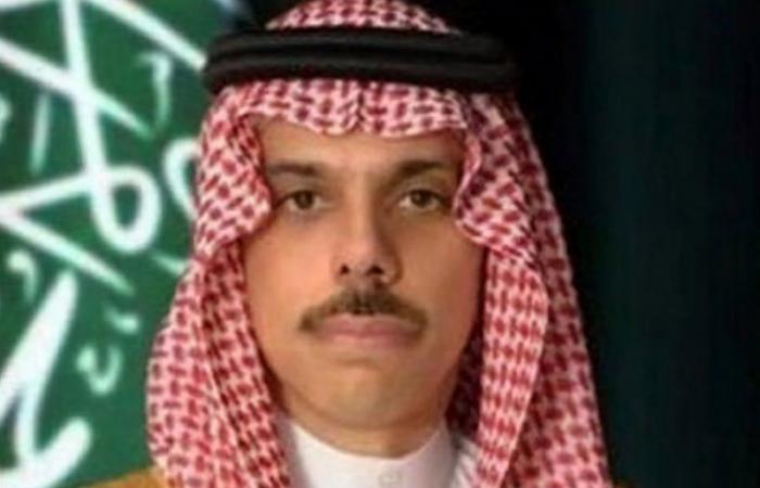 وزير الخارجية يبحث علاقات التعاون بين السعودية والاتحاد الأوروبي