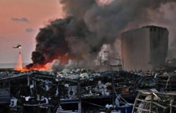 ارتفاع عدد ضحايا انفجار بيروت إلى 154 قتيلًا