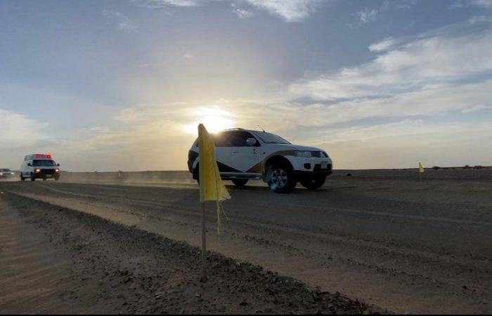 فرق صحية تقطع مسافات تزيد على 300 كم لإجراء التقصي لحالات مصابة بكورونا