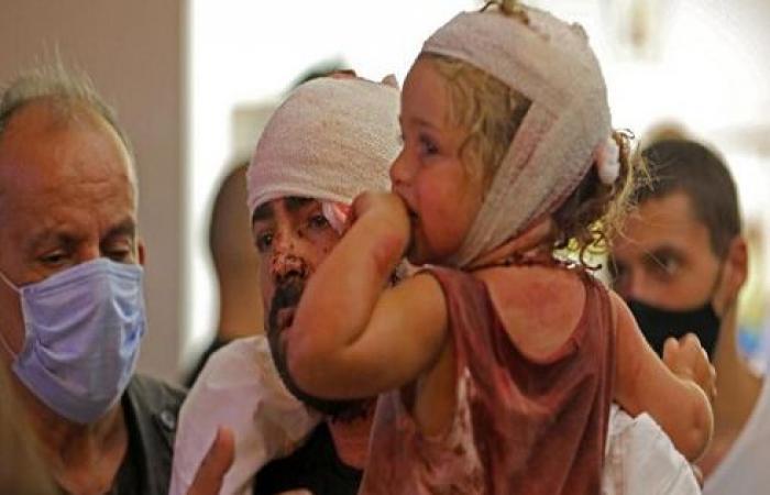 اليونيسف : مئة الف طفل لبناني شردهم انفجار مرفأ بيروت