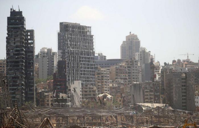 الجيش اللبناني: تراجع آمال العثور على ناجين من انفجار بيروت