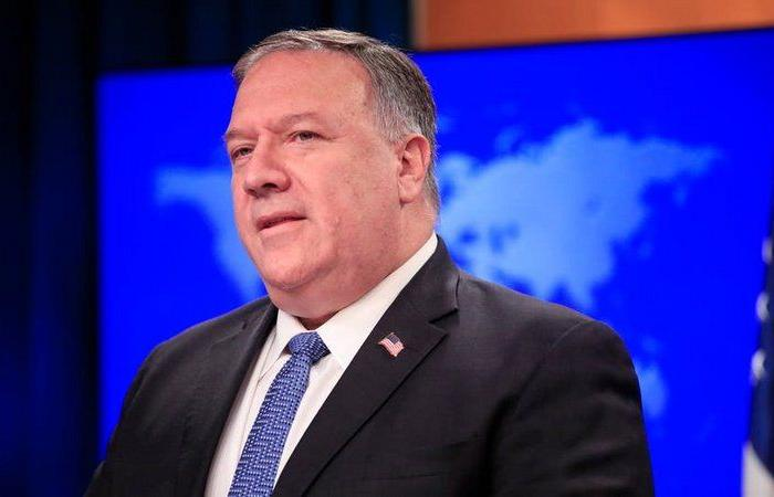 """""""بومبيو"""" يصف رسالة """"التعاون الخليجي"""" بشأن حظر تسلُّح إيران بـ""""الإعلان الجريء"""""""