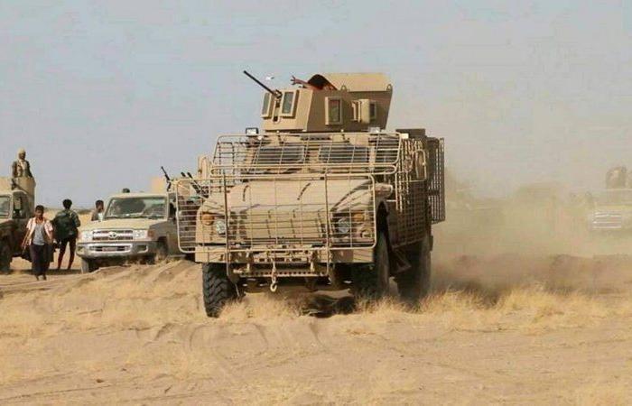 قتلى حوثيون بينهم قيادات في معارك مع الجيش اليمني بالبيضاء