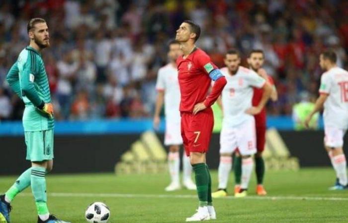 في السابع من أكتوبر المقبل.. إسبانيا والبرتغال وجهاً لوجه