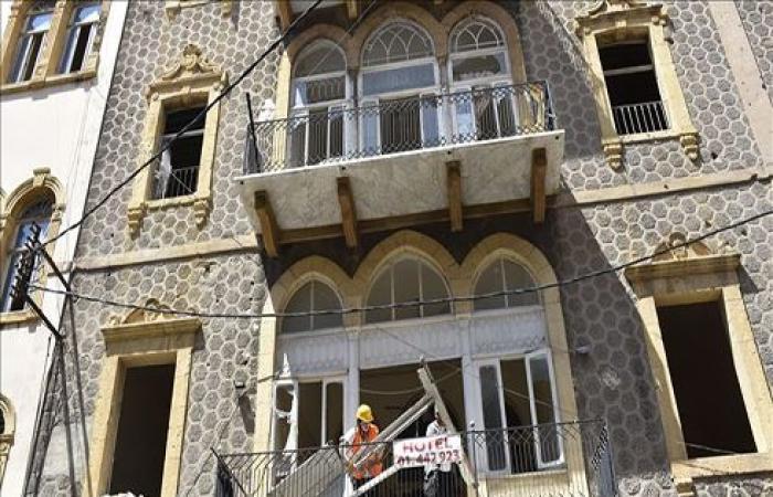 لبنان.. ارتفاع حصيلة انفجار مرفأ بيروت إلى 171 قتيلا