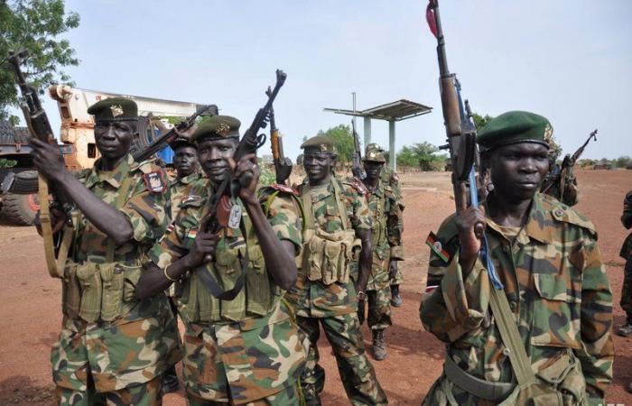 اشتباكات تحصد أرواح 127 في جنوب السودان