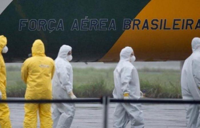 البرازيل: وفيات كورونا تتجاوز 105 آلاف