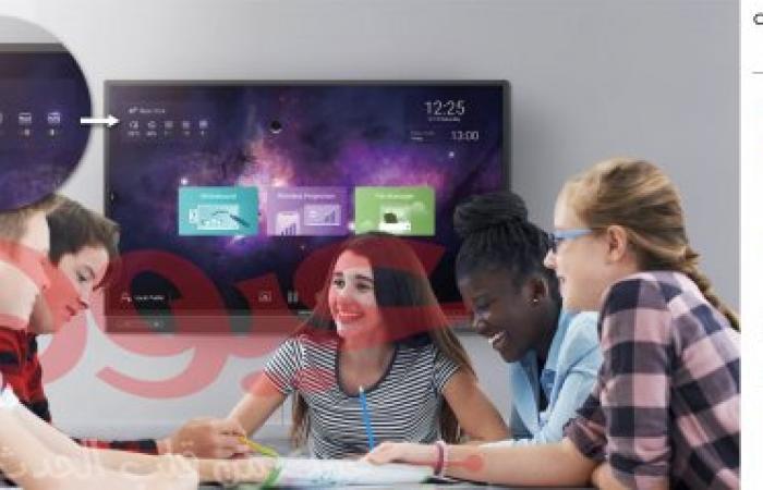 بينكيو تكشف عن سلسلة RP02 الجديدة من اللوحات المسطحة التفاعلية المزودة بتقنية إدارة الفصل المتقدمة ClassroomCareTM