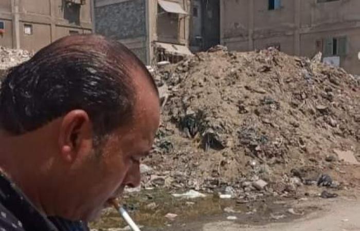 تحرير 22 مخالفة بناء عشوائي بحي الضواحي في بورسعيد