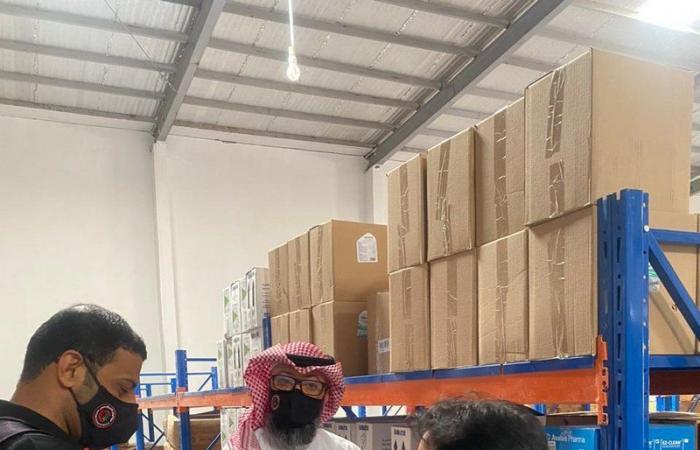 مدير الهلال الأحمر بالجوف يتفقّد سير العمل بمركزَيْ إسعاف سكاكا وقارا