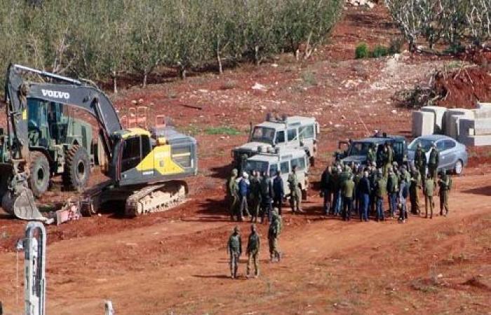 الجيش اللبناني يقول إنه أسقط طائرة إسرائيلية مسيّرة داخل الأراضي اللبنانية