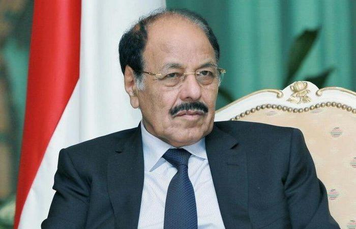"""""""صالح"""" يثمِّن دور """"التحالف"""" بقيادة السعودية في دحر المشروع الإيراني باليمن"""