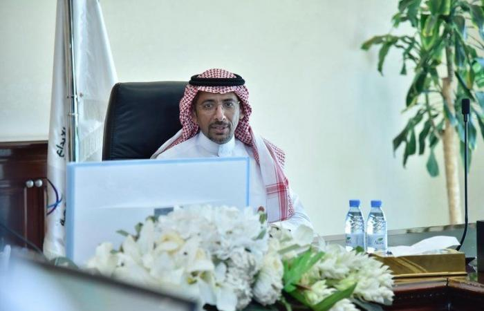 """وزير الصناعة يزور """"موهبة"""" لتحفيز فريق المملكة المشارك في الأولمبياد الدولي للمعلوماتية"""