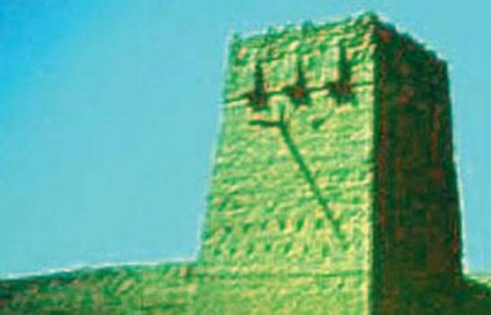 """شاهد أول قصر يشيده """"المؤسس"""" خارج الرياض.. 26 خطوة ومحتوى ورويات"""