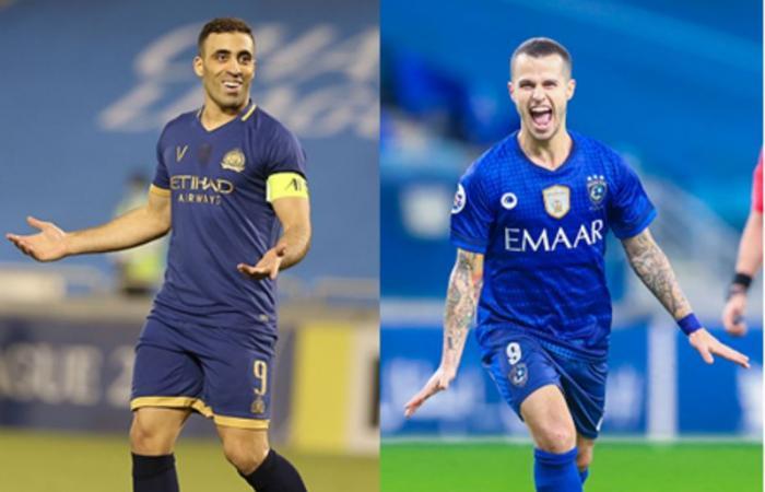 """""""حمدالله"""" و""""جيوفينكو"""" يتنافسان على جائزة هدف الأسبوع"""