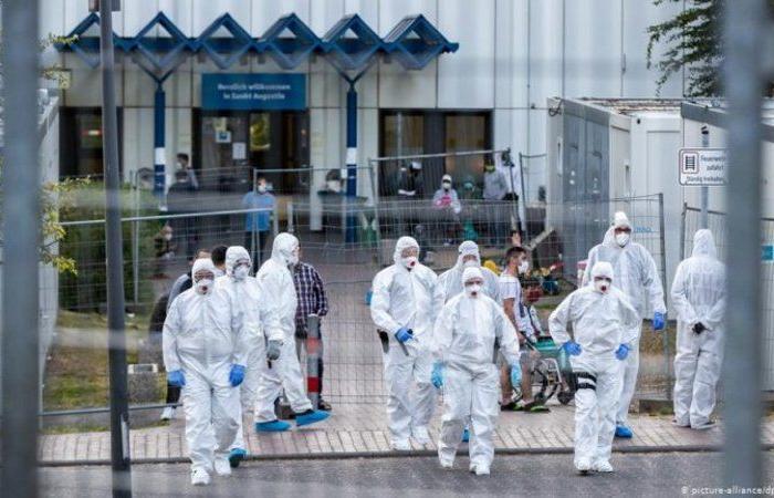 ألمانيا.. إصابات كورونا تتجاوز 271 ألفاً بعد تسجيل 1345 حالة إضافية