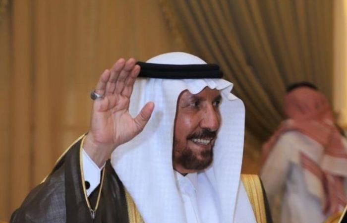 """شيخ قبيلة """"بني حرب بني مالك"""" بميسان يرفع تهنئته للقيادة بمناسبة اليوم الوطني ٩٠"""