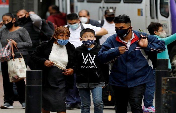المكسيك: إصابات كورونا تتجاوز الـ700 ألف