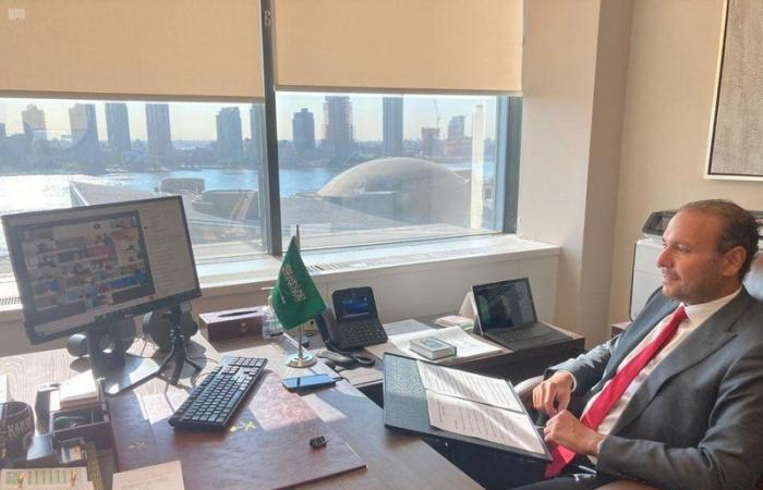 """""""منزلاوي"""" يؤكد: المملكة تظل ثابتة في موقفها الرامي إلى الارتقاء بحياة الشعب اليمني"""