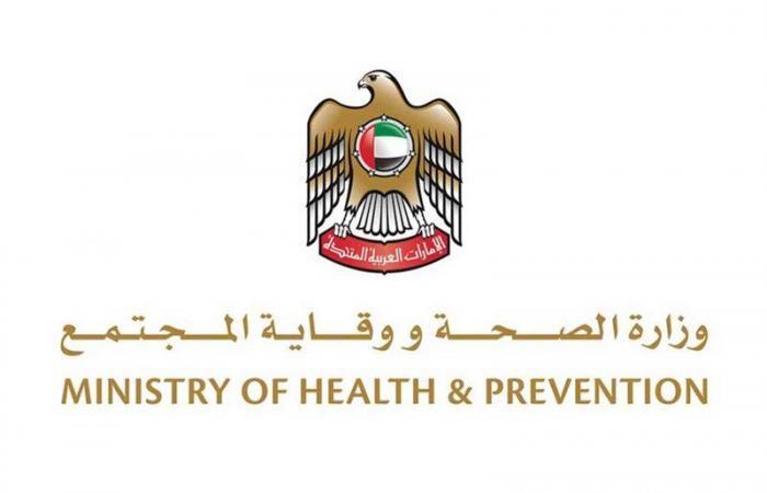"""الإمارات: 1008 إصابات جديدة بفيروس """"كورونا"""""""