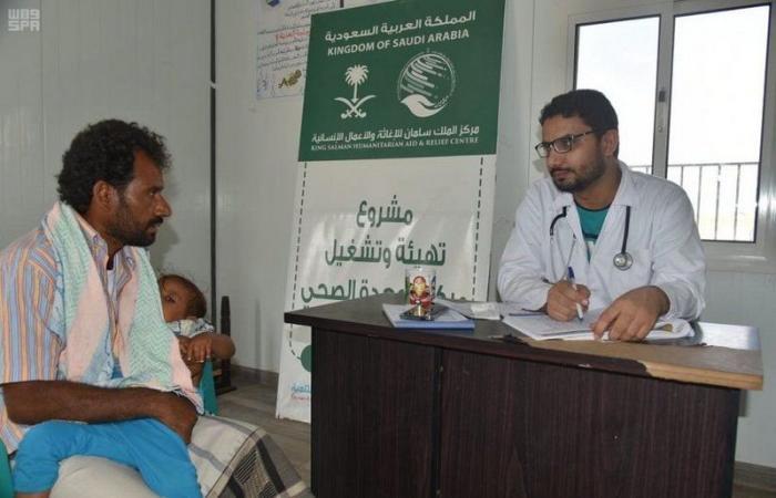 """مركز الجعدة الصحي يواصل خدماته العلاجية للمستفيدين في """"حجة"""""""