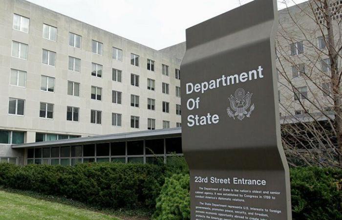 """""""الخارجية الأمريكية"""" تؤكد أن البرنامج النووي الإيراني لا يزال يشكّل تهديدًا للسلام الدولي"""