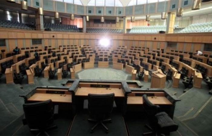 إرادة ملكية بحل مجلس النواب الأردني