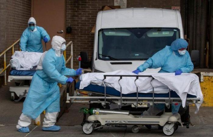 """إحصاء """"رويترز"""": وفيات كورونا في العالم تتجاوز حاجز المليون"""