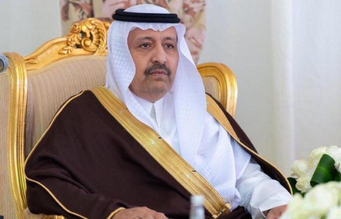 """باتصال وبرقية .. أمير الباحة ووزير الإعلام يعزّيان أسرة """"الغامدي"""""""