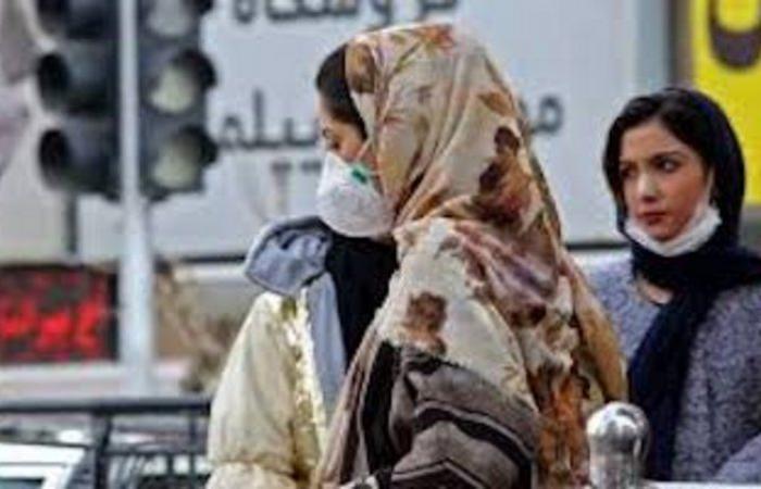 """إيران.. حصيلة إصابات """"كورونا"""" تقفز إلى 453637"""