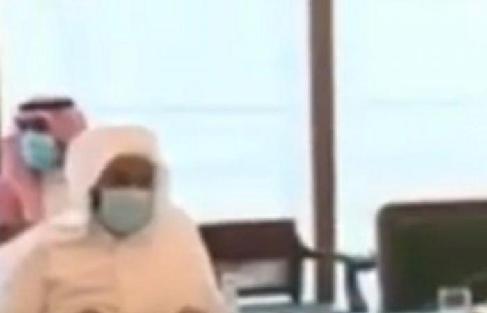 """شاهد.. التلفزيون المصري يستعرض جولة """"آل الشيخ"""" على المواقيت قبل بدء العمرة"""