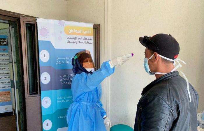 """683 حالة جديدة .. إصابات """"كورونا"""" في ليبيا ترتفع إلى 35.208"""