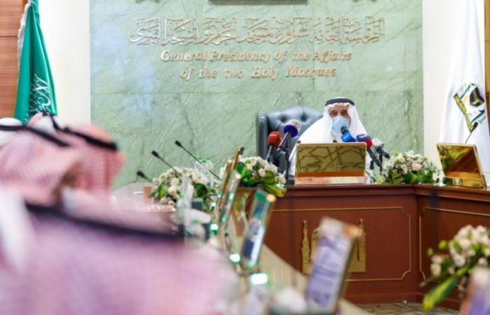 خلال لقاء إعلامي .. وكلاء السديس: هذه خطة الرئاسة لاستقبال المعتمرين