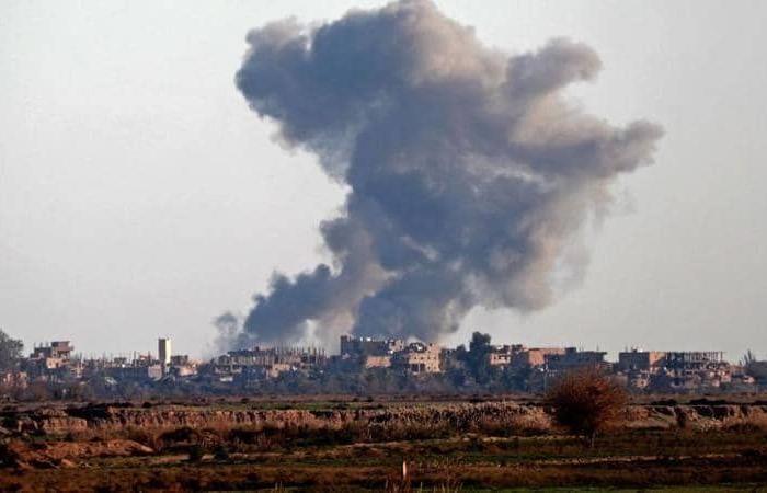 انفجار ضخم يستهدف مناطق الميليشيات الإيرانية بدير الزور شرقي سوريا