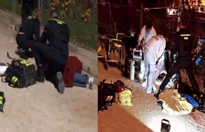"""باريس.. طعن مسلمتين تحت برج إيفل بسبب """"كلب"""""""