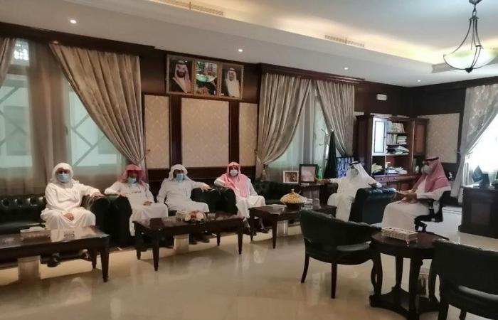 """محافظ شقراء يدشن برنامج """"المملكة توحيد ووحدة"""" لتعزيز الانتماء الوطني"""