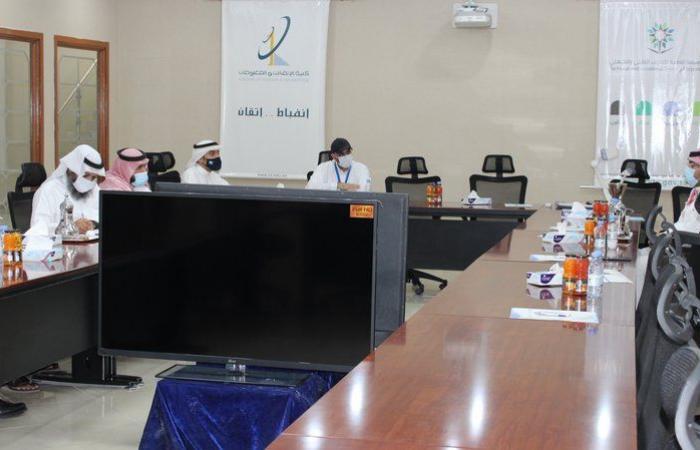 الرياض.. كلية الاتصالات تعتمد القبول في بكالوريوس الأمن السيبراني الفصل القادم