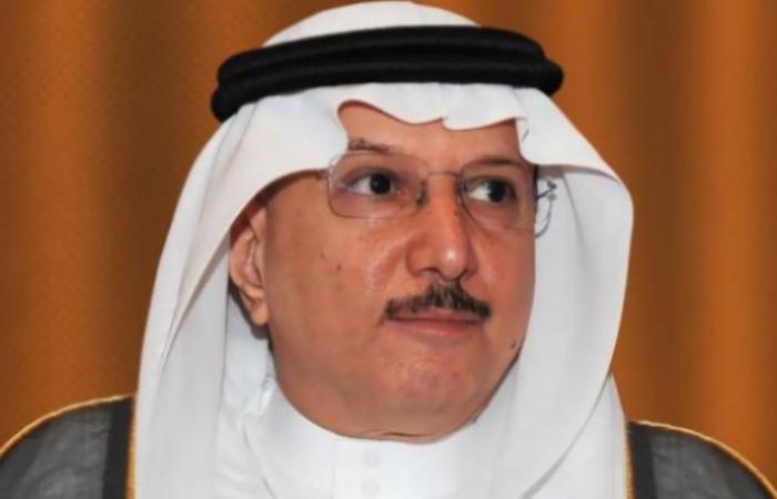 """""""العثيمين"""": الحوثي تمادى في انتهاك القانون الدولي"""