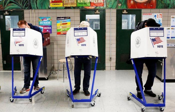 قبل 8 أيام من الاقتراع.. 60 مليون أمريكي يدلون بأصواتهم في انتخابات الرئاسة
