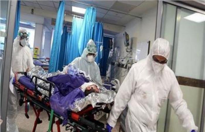 روسيا تسجل 16550 إصابة جديدة بفيروس كورونا