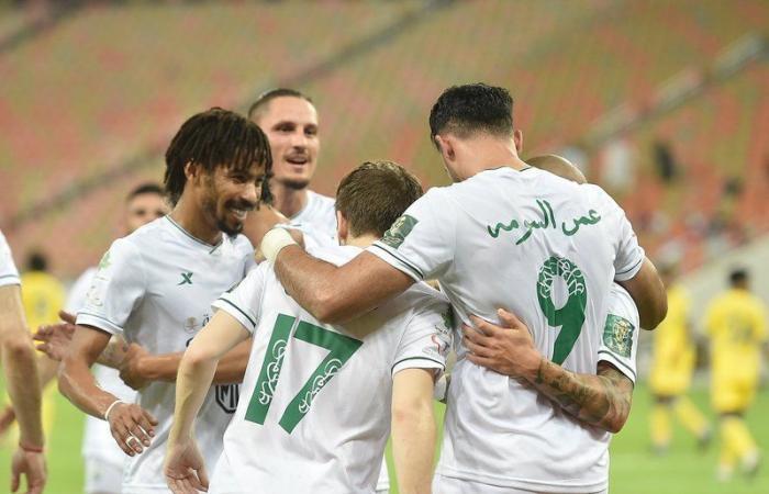 النصر يسقط الأهلي.. ويواجه الهلال في نهائي كأس خادم الحرمين