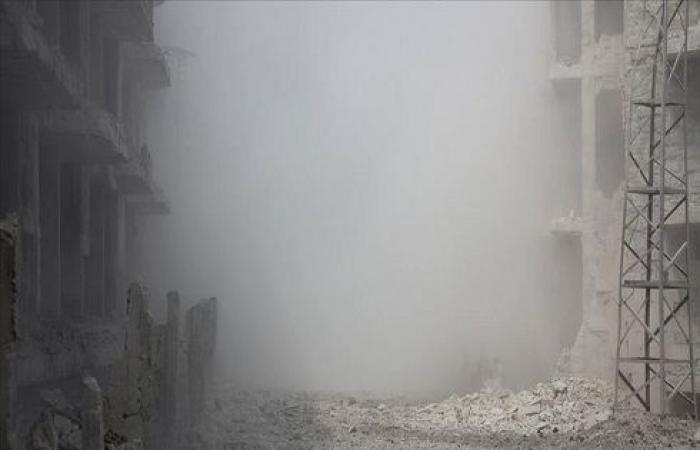 سوريا.. الجيش الروسي يقصف جرابلس بصاروخين باليستيين