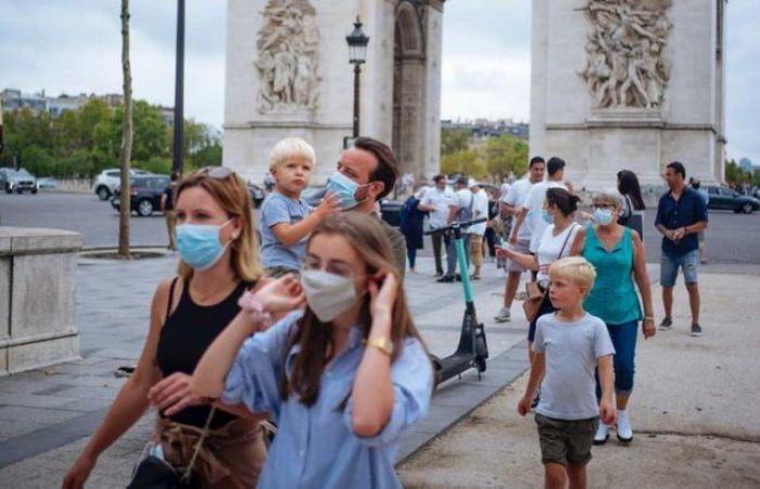 فرنسا تسجِّل33417 إصابة جديدة بكورونا و292 وفاة