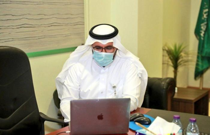 رئيس جامعة شقراء يتابع سير العمل بعدد من الكليات في أولى جولاته الميدانية