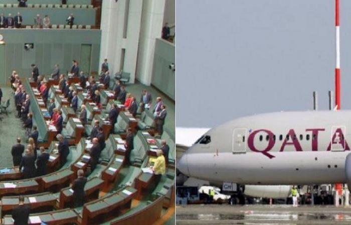 بعد إهانة نسائهن بالمطار.. هكذا رد نواب أستراليا على قطر