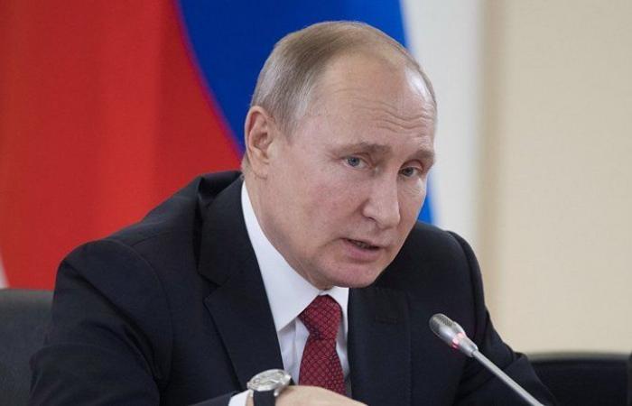 """""""بوتين"""": مستعدون لبيع حقوق الملكية الفكرية للقاحات كورونا"""