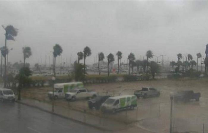 إعصار زيتا يضرب جنوب الولايات المتحدة